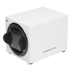 Watch accessory - Single watch winder box, Glacier White  - PA Jewellery