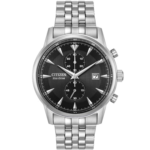 Men's Citizen Corso in stainless steel CA7000-55E