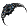Men's Citizen Satellite Wave GPS in black IP stainless steel CC3038-51E