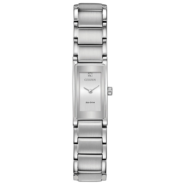 Ladies' Citizen Axiom in stainless steel EG7050-54A