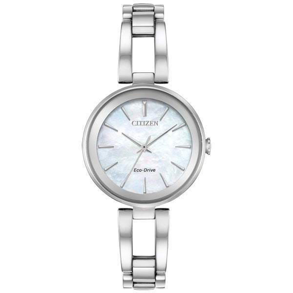 Ladies' Citizen Silhouette in stainless steel EM0630-51D