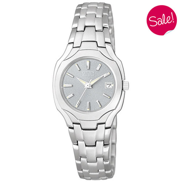 Ladies' Citizen in stainless steel EW1250-54A