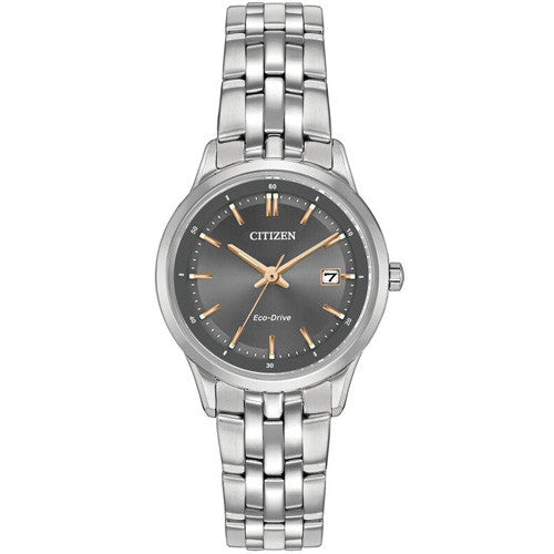 Watch - Ladies' Citizen in stainless steel EW2400-58H  - PA Jewellery