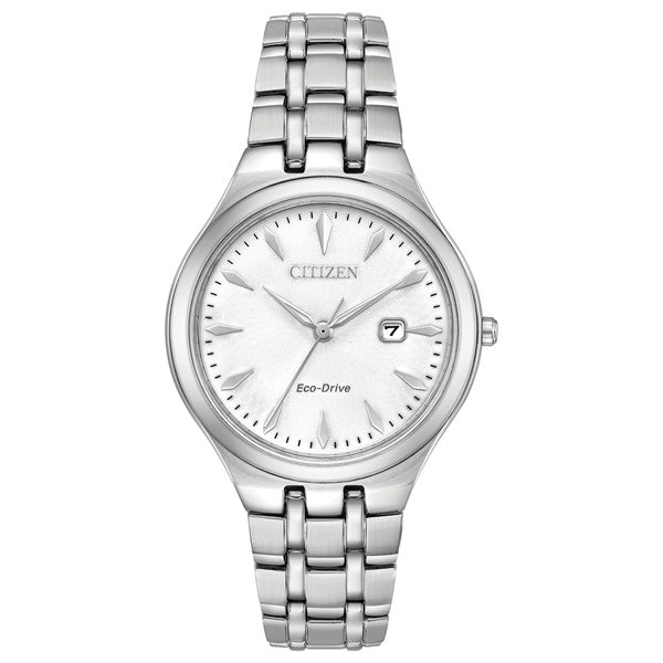 Ladies' Citizen Silhouette in stainless steel EW2490-55A