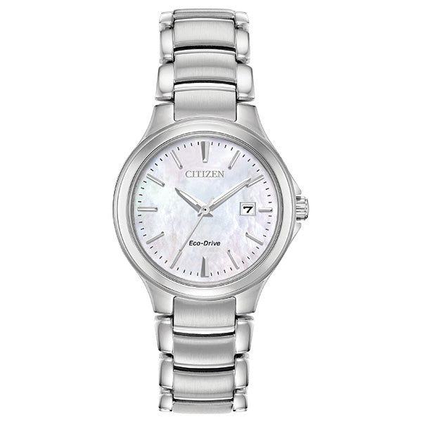 Ladies' Citizen Chandler in stainless steel EW2520-56Y