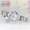 Ladies' CItizen Silhouette Crystal in stainless steel EW2540-83A