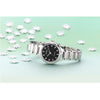 Ladies' Citizen Silhouette Diamond in stainless steel FE2100-51E