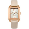 Ladies' Fiorelli in rose gold plate on leather FO034CRG