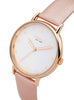 Ladies' Fiorelli in rose gold plate on leather FO037RG