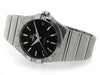 Men's Omega Constellation in stainless steel 123.10.38.21.01.002