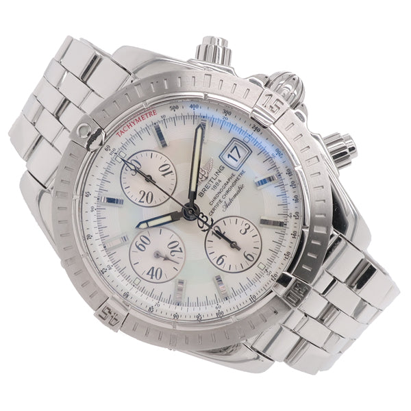 Breitling Chronomat Evolution in stainless steel A13356
