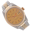 Rolex Oyster Perpetual Datejust in stainless steel and 18ct yellow gold 16013