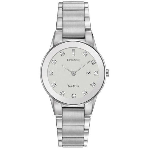 Watch - Ladies' Citizen Axiom in stainless steel GA1050-51B  - PA Jewellery