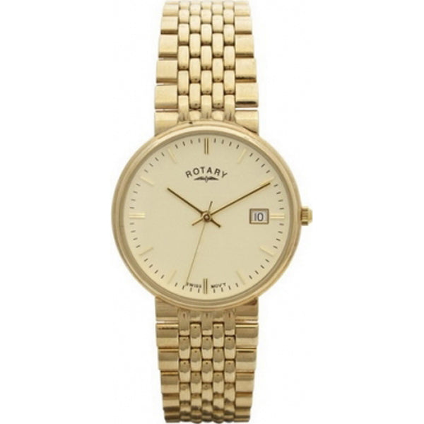 Men's Rotary in 9ct yellow gold GB11529/03