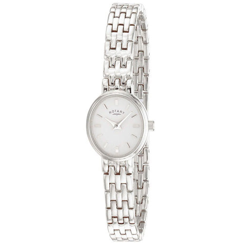 Ladies' Rotary in stainless steel LB02083/02