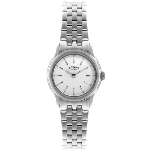 Watch - Ladies' Rotary Verona in stainless steel LB02570/01L  - PA Jewellery