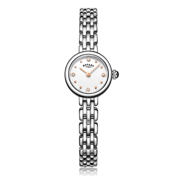 Ladies' Rotary Cocktail in stainless steel LB05052/02