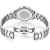 Ladies' Rotary Oxford in stainless steel LB05092/04