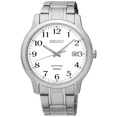 Men's Seiko in stainless steel SGEH67P1