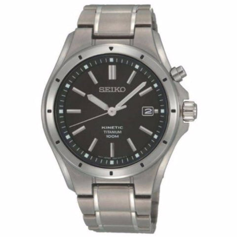 Men's Seiko Kinetic in titanium SKA763P1