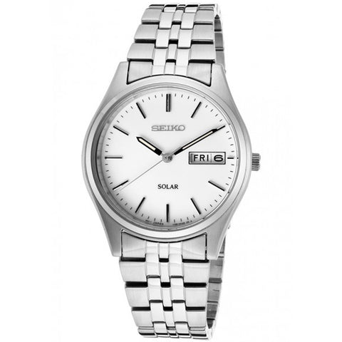 Men's Seiko in stainless steel SNE031P1