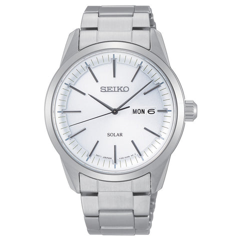 Seiko in stainless steel SNE523P1