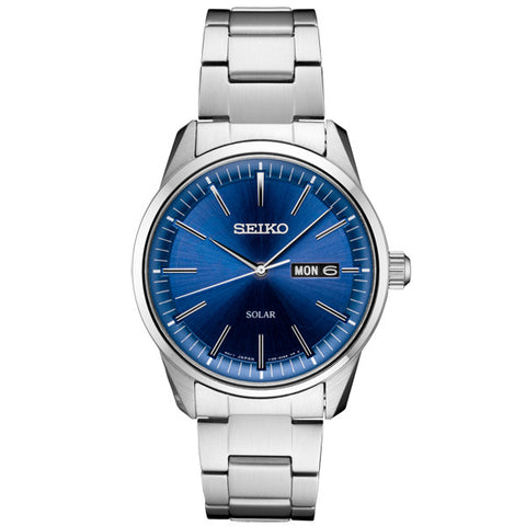 Men's Seiko in stainless steel SNE525P1