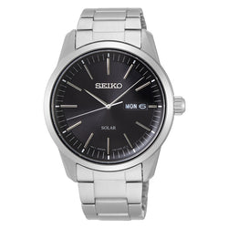 Seiko Solar in stainless steel SNE527P1