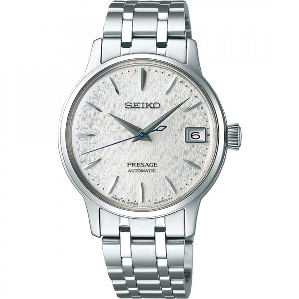 Ladies' Seiko Presage Limited Edition in stainless steel SRP843J1