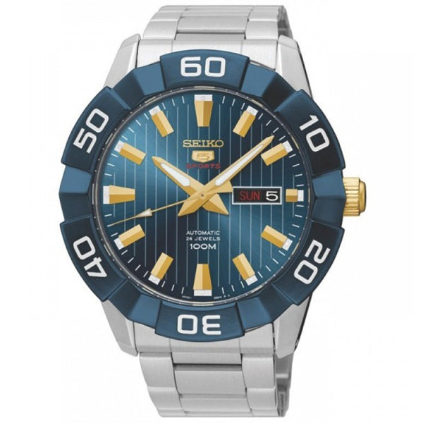 Seiko 5 Sports in stainless steel SRPA53K1