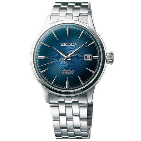 Men's Seiko Presage in stainless steel SRPB41J1