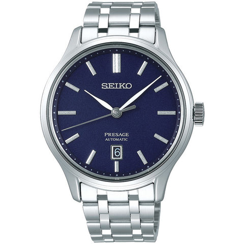 Seiko Presage in stainless steel SRPD41J1