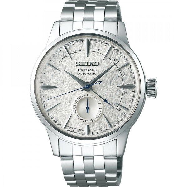 Men's Seiko Presage Limited Edition in stainless steel SSA385J1