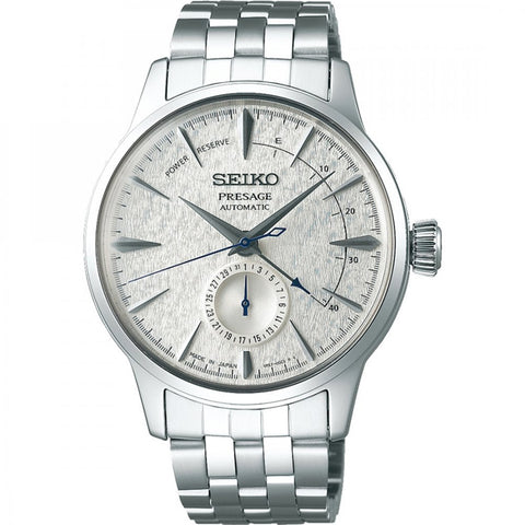 Seiko Presage Limited Edition in stainless steel SSA385J1
