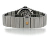 Omega Constellation in stainless steel 123.10.38.21.01.002