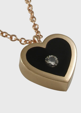 Heart Gold Necklaces