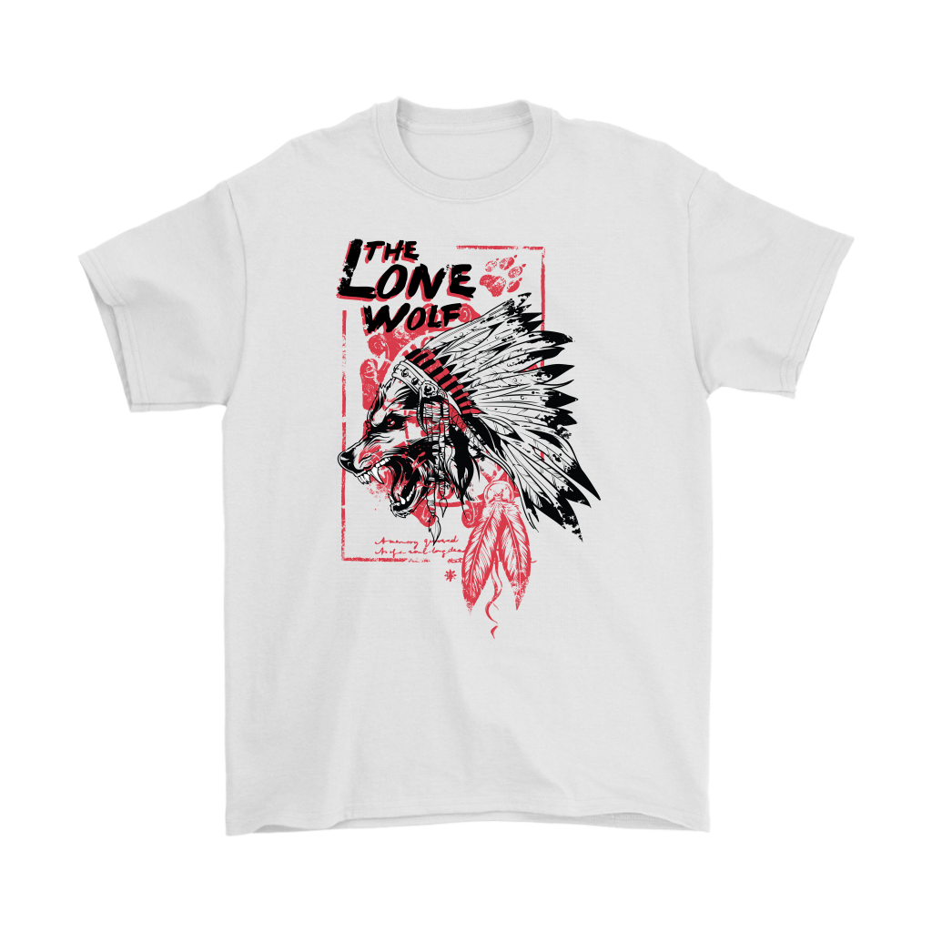 native wolf white