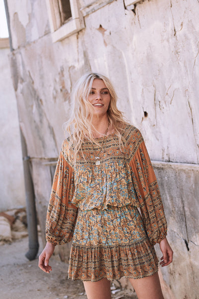 Rose Collection Boho Summer Dress Spell and the Gypsy Collective