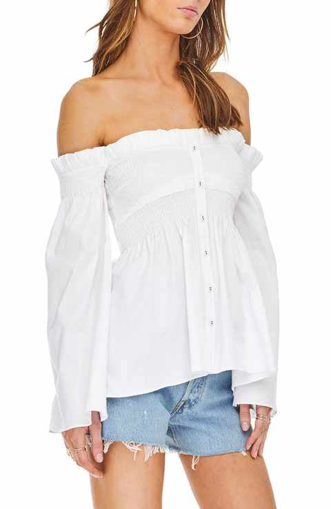 ASTR Shelby Off the Shoulder Top