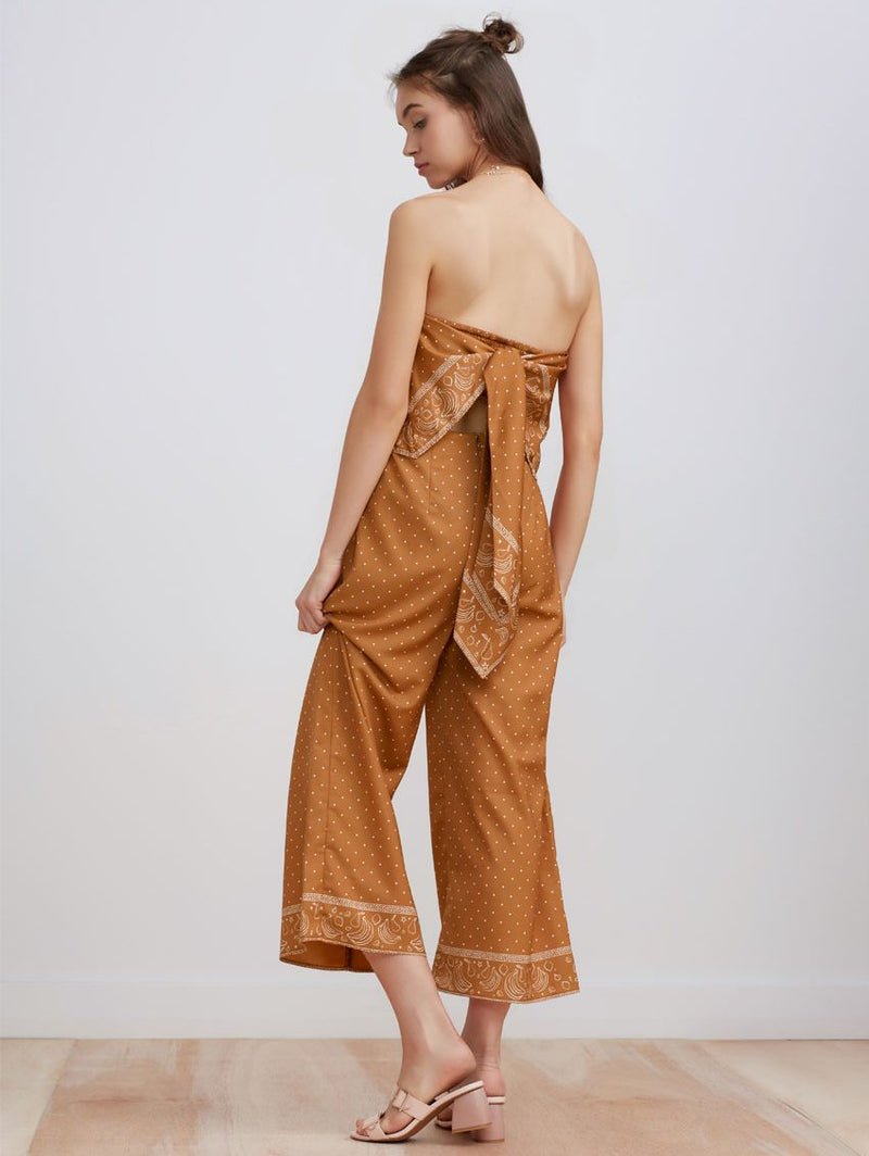 Finders Keepers Vanish Crop Jumpsuit