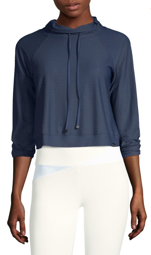 Koral Pump Long Sleeve Pullover