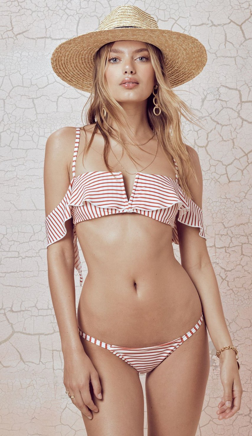 8d2ef3ccb6 For Love and Lemons Coco Off Shoulder Swim Top – Bliss Bandits