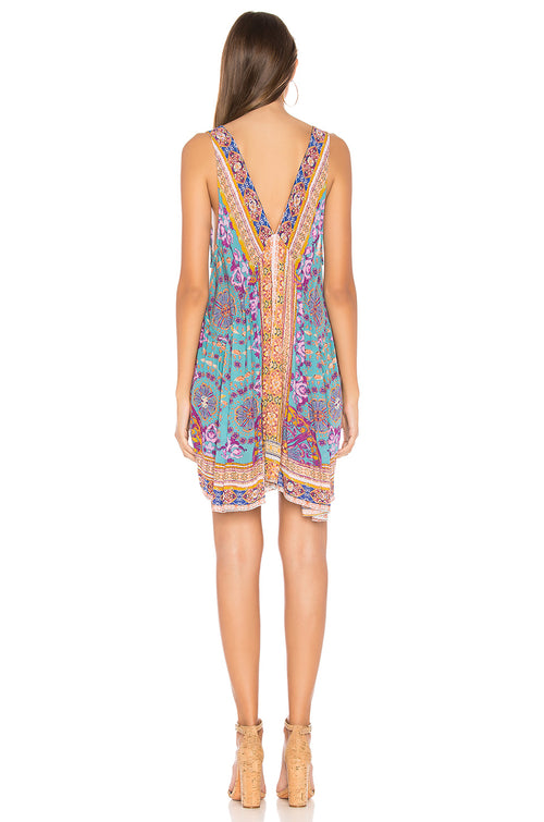 Free People Gypsy Trapeze Slip Dress