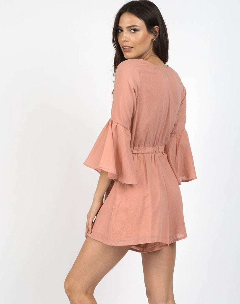 Cleobella Autry Playsuit Romper
