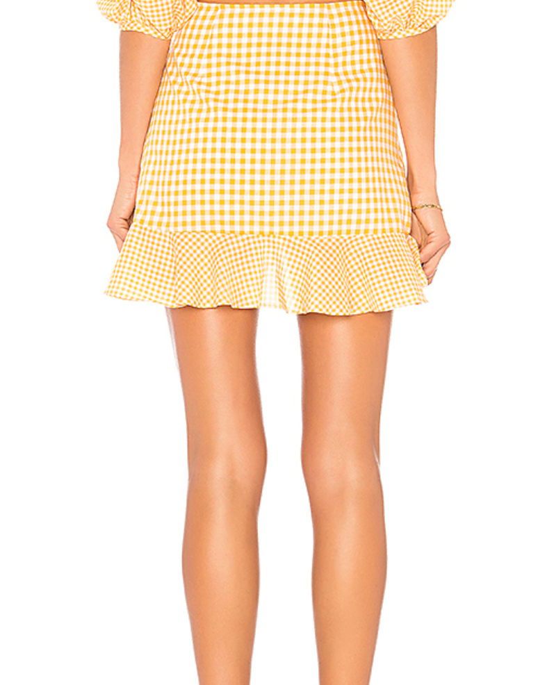 Lovers + Friends Affection Skirt