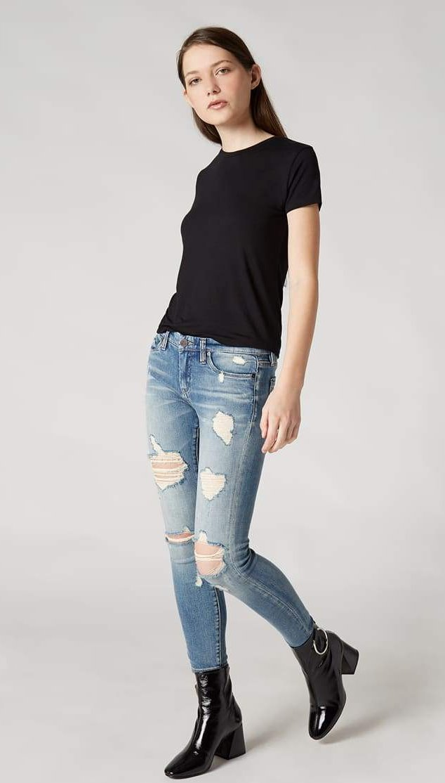 Blank NYC Reade Crop Jeans Unsung Hero