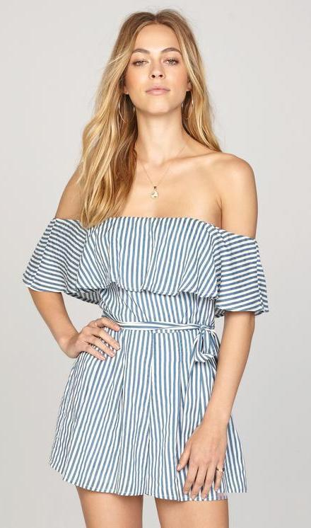 ccaecdc515a0 Amuse Society Overboard Romper – Bliss Bandits