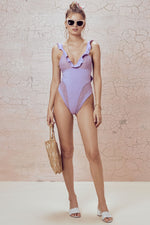 For Love and Lemons Daiquiri One Piece Swim Suit