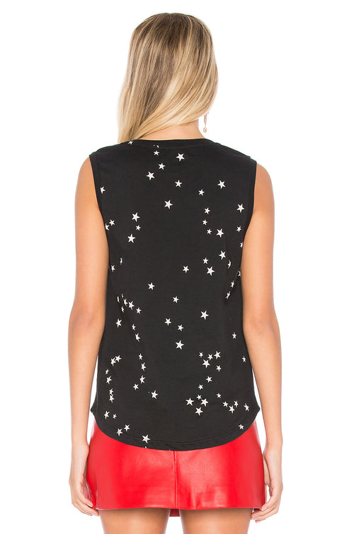 Sundry Stars Muscle Tank Top