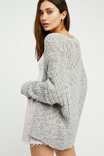 Free People Fun Times Cardigan Sweater